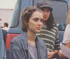 girl, winona ryder, and sexy image