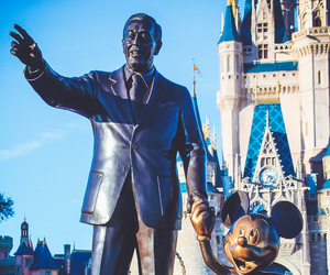 disney world, mickey mouse, and walt disney image