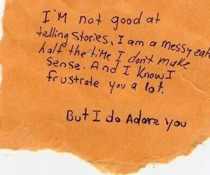 quotes, love, and adore image