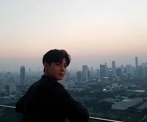 boyfriend, material, and eunwoo image