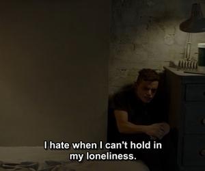 sad, grunge, and loneliness image