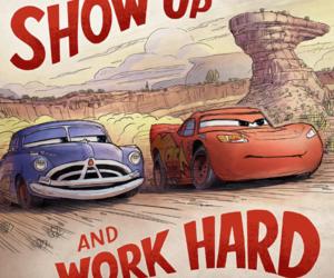 animation, cars, and disney image