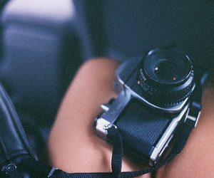 camera, photography, and legs image