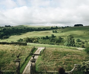 countryside, green, and nature image