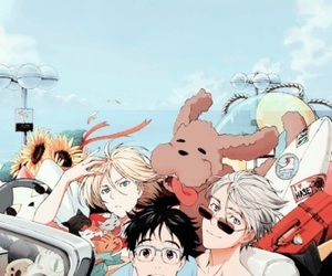 yuri on ice, anime, and victor nikiforov image