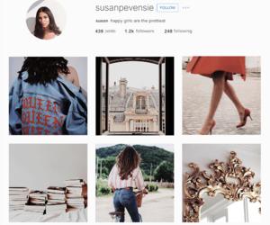 narnia, susan pevensie, and instagram au image