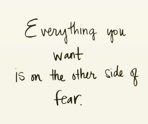 fear, quot, and life image