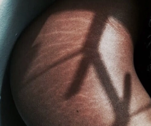 beautiful, female body, and stretch marks image