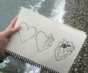 heart and tumblr image
