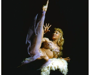 1950s, burlesque, and indoors image