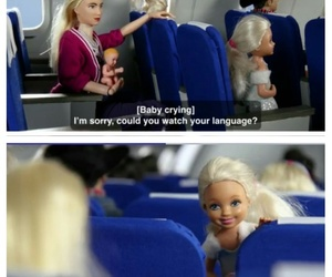barbie, doll, and lol image