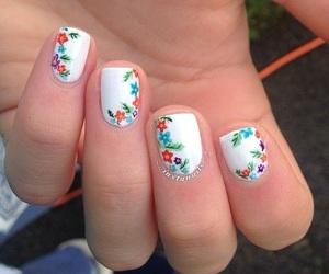 art, nailart, and nail art image