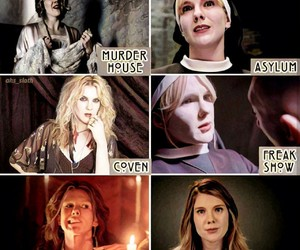 characters, edit, and ahs image
