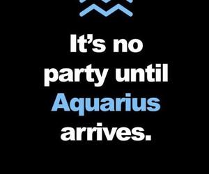 aquarius starts the party image