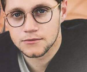 niall horan, niall, and glasses image
