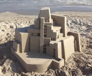 architecture, awesome, and sand image