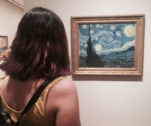 aesthetic, MOMA, and trip image