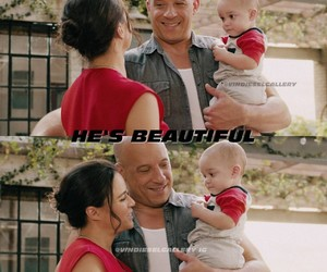 movie, the fast and the furious, and dominic toretto image