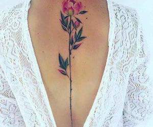 back, color, and flower image