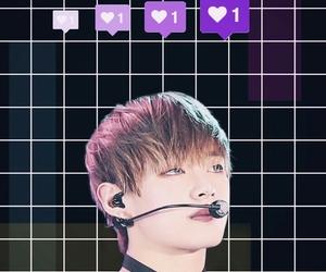 background, fanart, and k-pop image