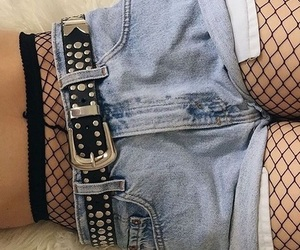 fashion, jeans, and alternative image
