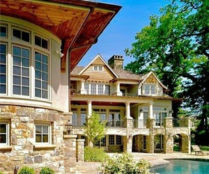 goals, good life, and mansion image