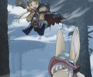 reg, made in abyss, and nanachi image