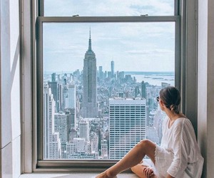 city, new york city, and goals image