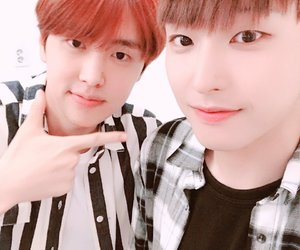 jaeyoon, lee jaeyoon, and sf9 image