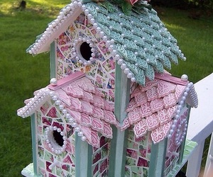 bird house, classy, and fancy image