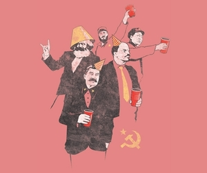 communists, stalin, and threadless image