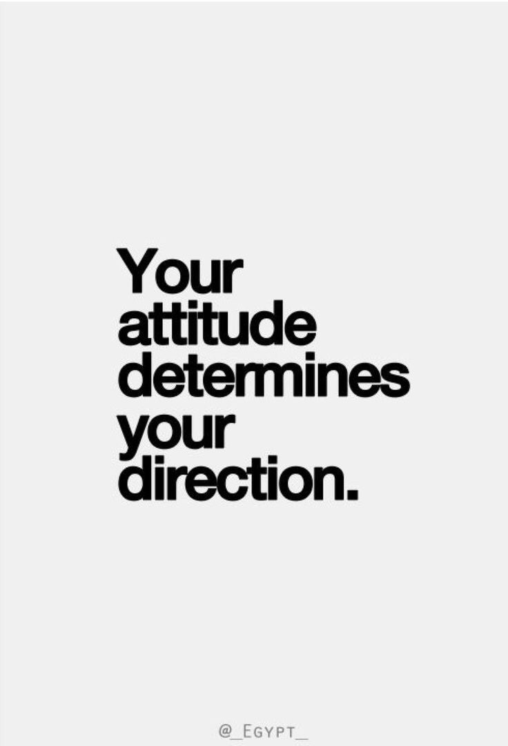 quotes, attitude, and direction image