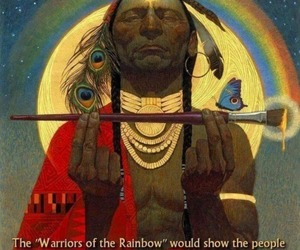 warriors of the rainbow image