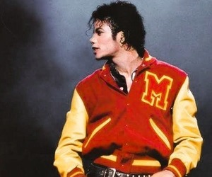 80s, pop, and michaeljackson image