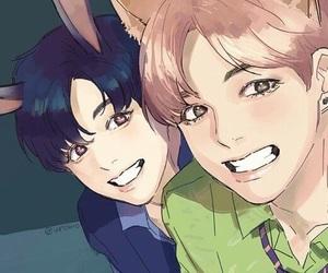 bl, yaoi, and asian boys image