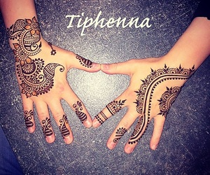 art, henna, and main image