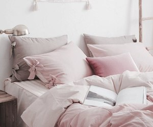 bedroom, decor, and girly things image