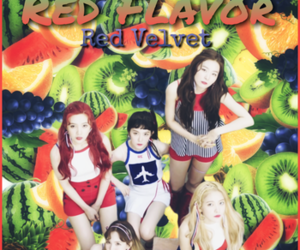 joy, irene, and red flavor image