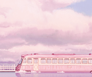 pink, aesthetic, and anime image