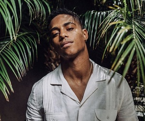 keith powers, daddy, and model image