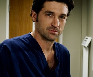 grey's anatomy, mcdreamy, and patrick dempsey image