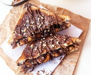chocolate, crepes, and inspo image