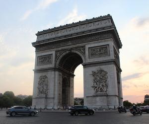 arc de triomphe, Best, and champs elysees image