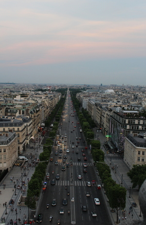 arc de triomphe, Best, and champs elysees image