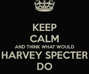 suits, harvey specter, and quotes image