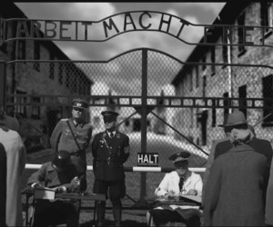 auschwitz, second war world, and black and white image