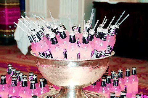 Bebidas and rosado image