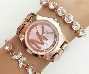 accessories, Michael Kors, and watch image