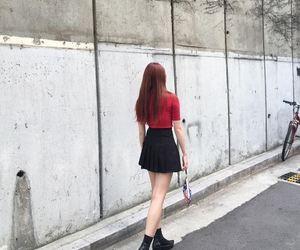 asian girl, fashion, and ulzzang image