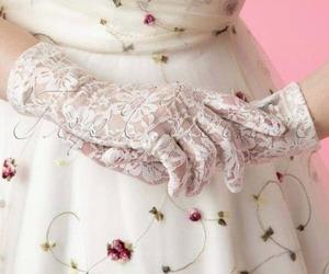 dress, elegant, and vintage image